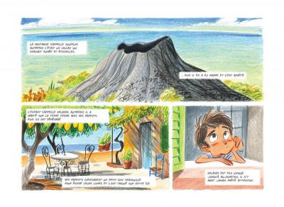 Page 8 Orlando tome 1 - Le secret du Mont Soufflon
