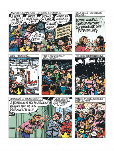 Page 4 Les filles des oiseaux tome 2