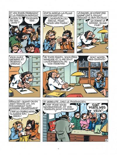 Page 6 Les filles des oiseaux tome 2