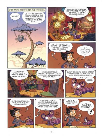Page 9 Les fées valentines tome 2