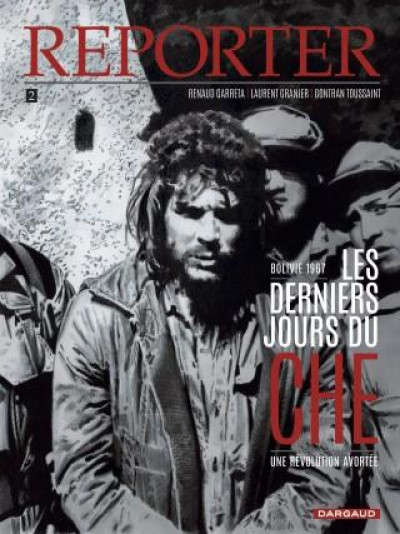 Couverture Reporter tome 2