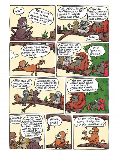 Page 4 Silex and the city tome 8