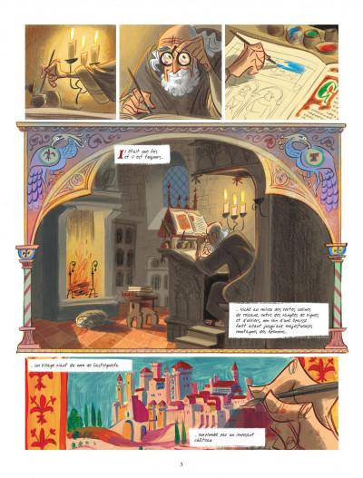 Page 2 Tosca des Bois tome 1