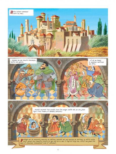 Page 3 Tosca des Bois tome 1