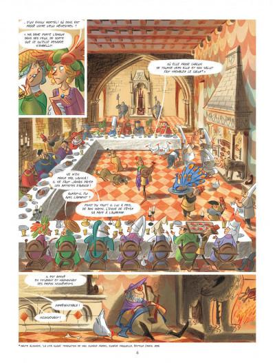 Page 5 Tosca des Bois tome 1
