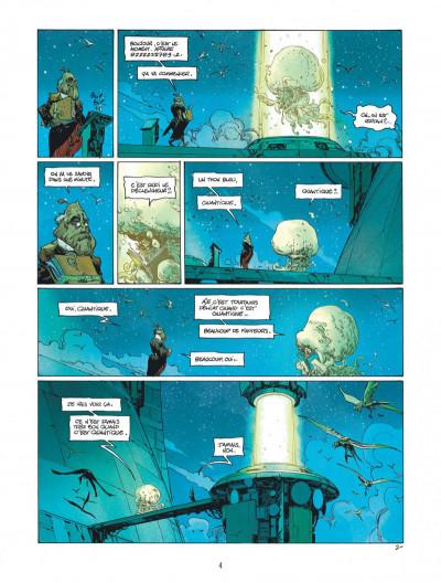 Page 3 Valérian vu par Lupano et Lauffray - Shingouzlouz.inc