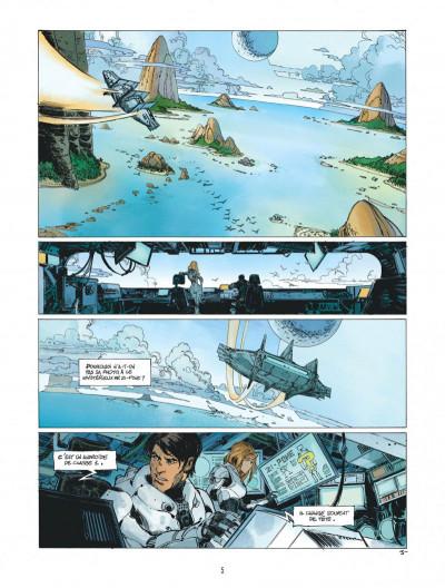 Page 4 Valérian vu par Lupano et Lauffray - Shingouzlouz.inc