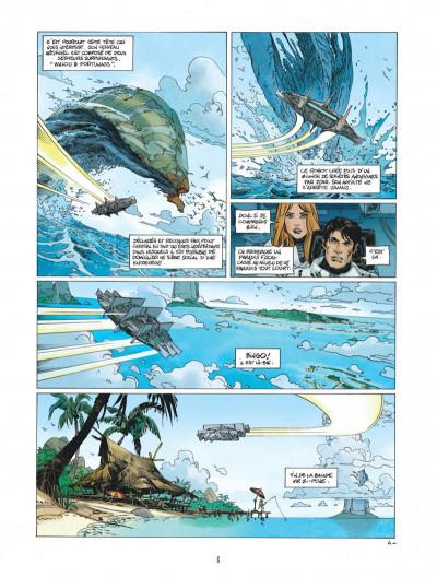 Page 5 Valérian vu par Lupano et Lauffray - Shingouzlouz.inc