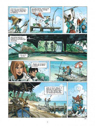 Page 7 Valérian vu par Lupano et Lauffray - Shingouzlouz.inc