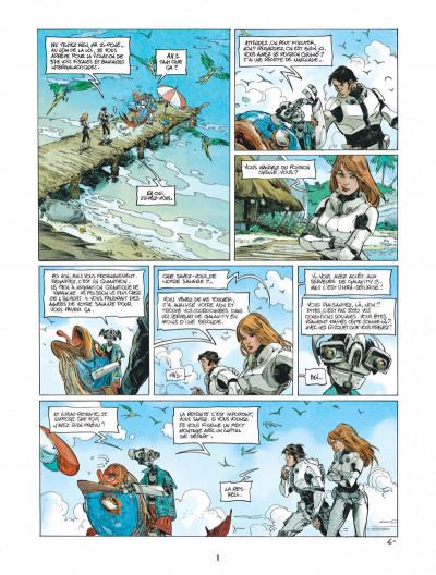 Page 8 Valérian vu par Lupano et Lauffray - Shingouzlouz.inc