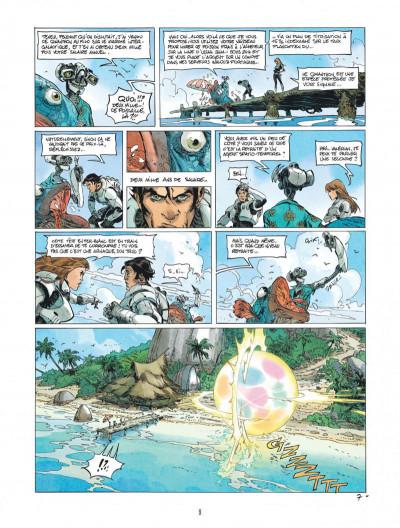 Page 9 Valérian vu par Lupano et Lauffray - Shingouzlouz.inc
