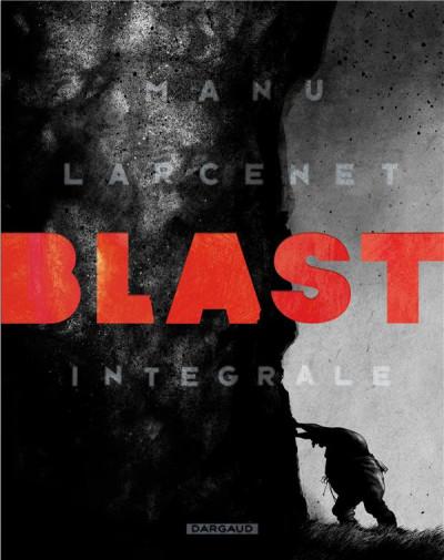 Couverture Blast - intégrale