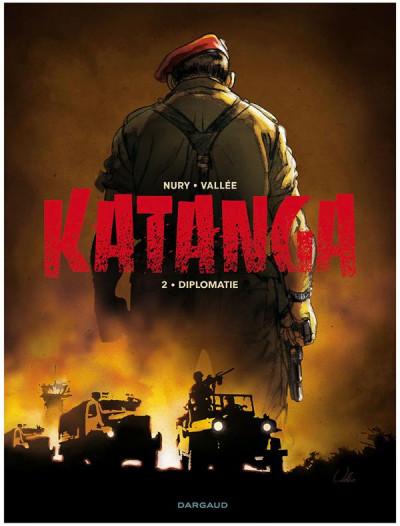 Couverture Katanga tome 2
