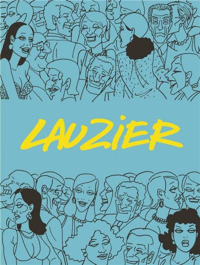 Couverture Lauzier intégrale