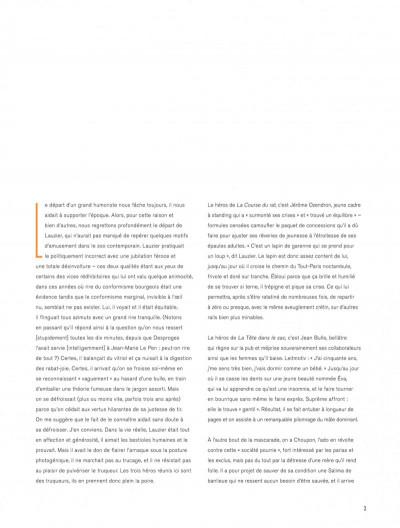 Page 2 Lauzier intégrale