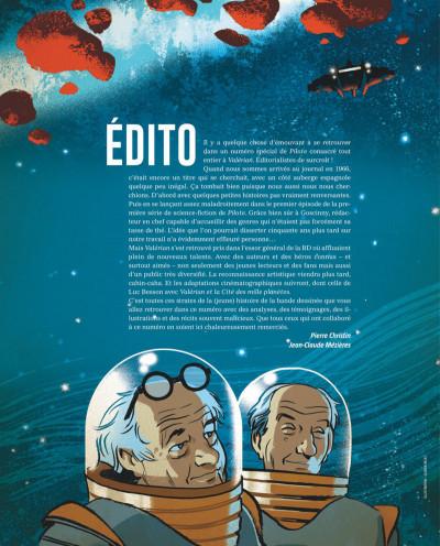 Page 3 Pilote - hors série spécial Valérian