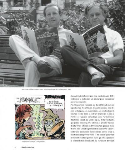 Page 6 Pilote - hors série spécial Valérian