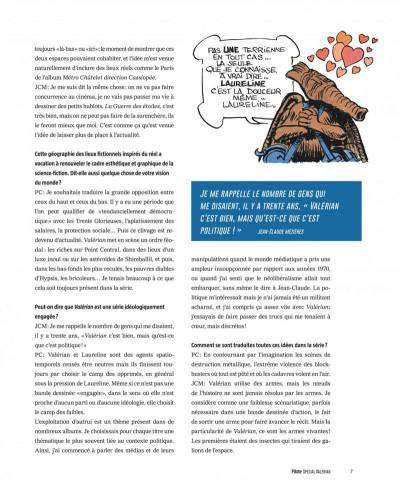 Page 7 Pilote - hors série spécial Valérian