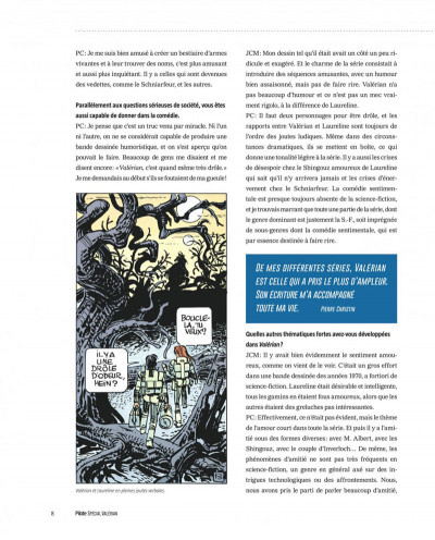 Page 8 Pilote - hors série spécial Valérian