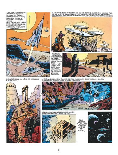 Page 5 Valérian - édition 2017 tome 2 - L'empire des Mille Planètes