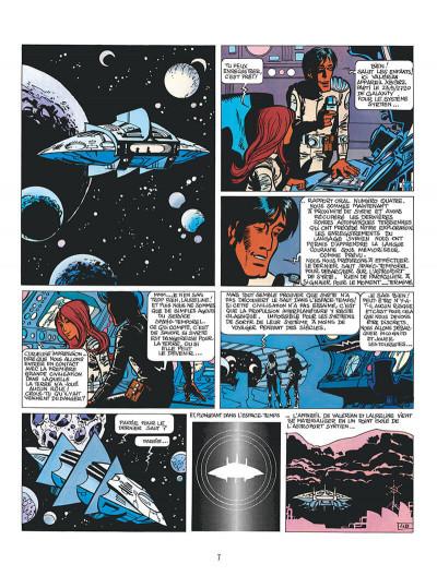Page 6 Valérian - édition 2017 tome 2 - L'empire des Mille Planètes