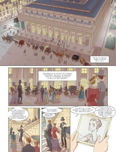 Page 2 La belle endormie tome 1