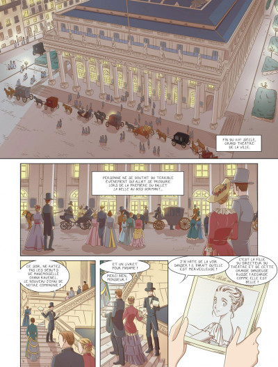 Page 3 La belle endormie tome 1