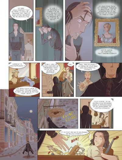 Page 5 La belle endormie tome 1