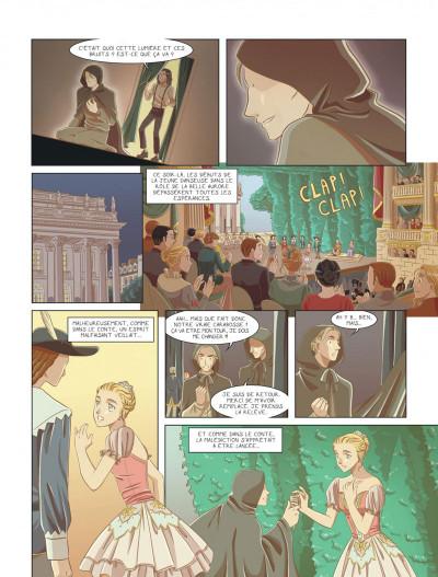 Page 7 La belle endormie tome 1