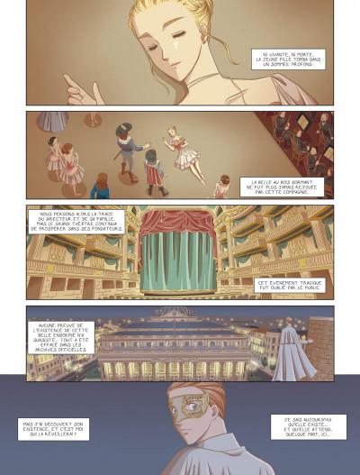 Page 9 La belle endormie tome 1