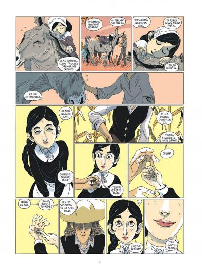 Page 6 Les filles de salem