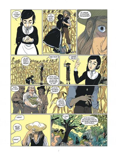 Page 7 Les filles de salem