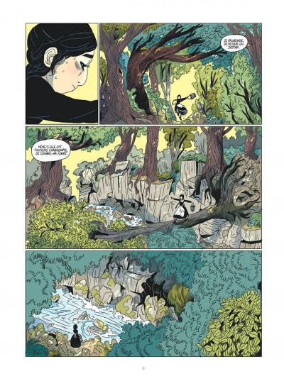 Page 9 Les filles de salem