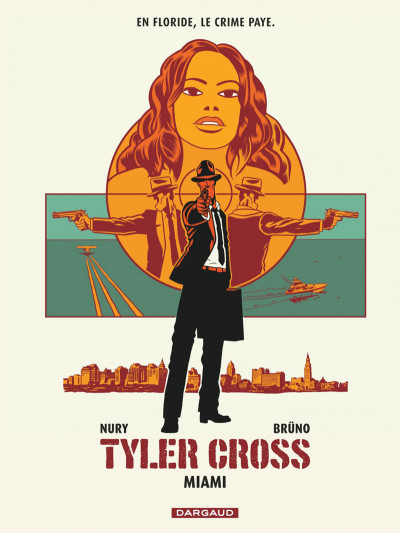 Couverture Tyler Cross tome 3