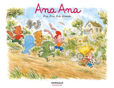 Couverture Ana Ana tome 11