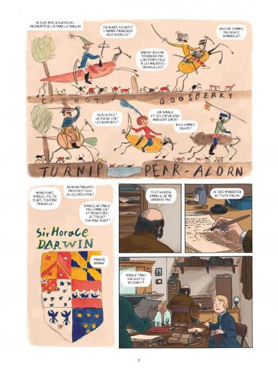 Page 5 HMS Beagle - Aux origines de Darwin