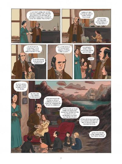 Page 7 HMS Beagle - Aux origines de Darwin