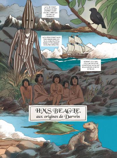 Page 9 HMS Beagle - Aux origines de Darwin