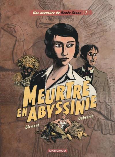 Couverture Renée Stone tome 1 - Meurtre en abyssinie