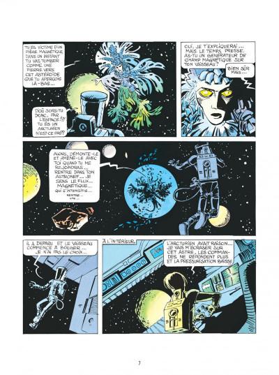 Page 7 Valérian - par les chemins de l'espace