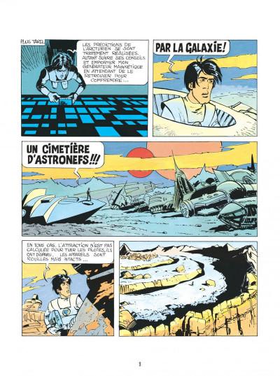 Page 9 Valérian - par les chemins de l'espace