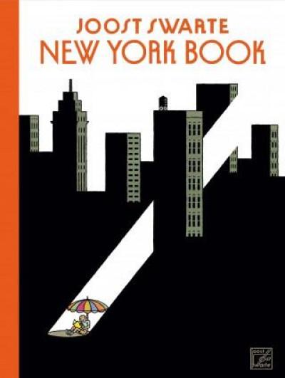 Couverture New york book + ex-libris offert