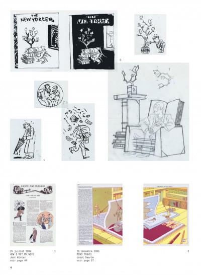 Page 4 New york book + ex-libris offert