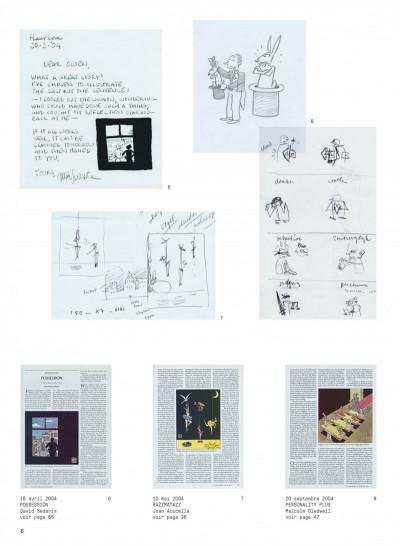 Page 6 New york book + ex-libris offert
