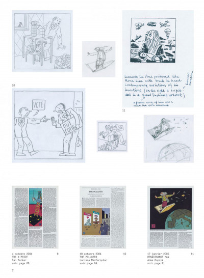 Page 7 New york book + ex-libris offert