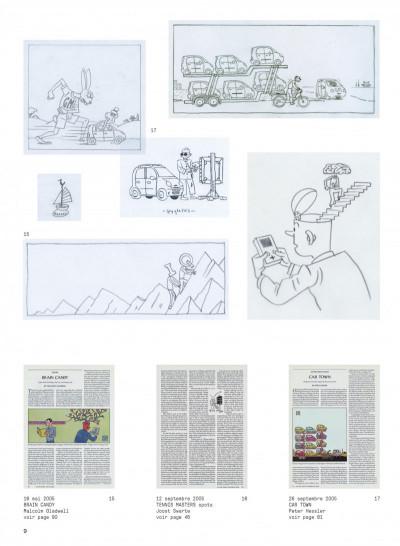 Page 9 New york book + ex-libris offert