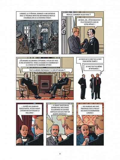 Page 8 Les dossiers Kennedy tome 2