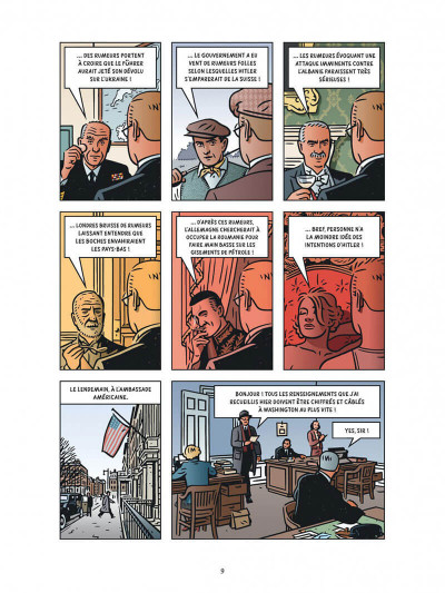Page 9 Les dossiers Kennedy tome 2
