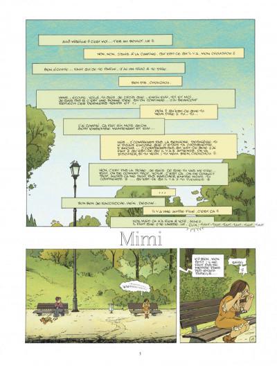 Page 4 Les coeurs boudinés - intégrale