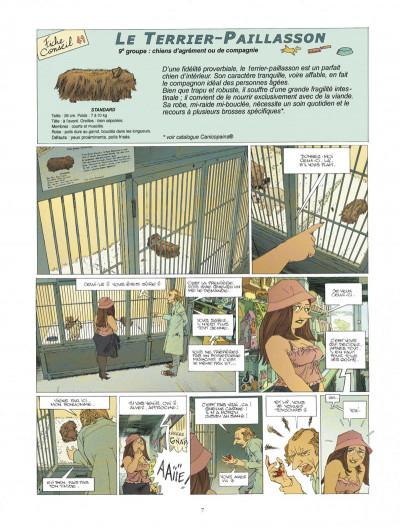 Page 7 Les coeurs boudinés - intégrale